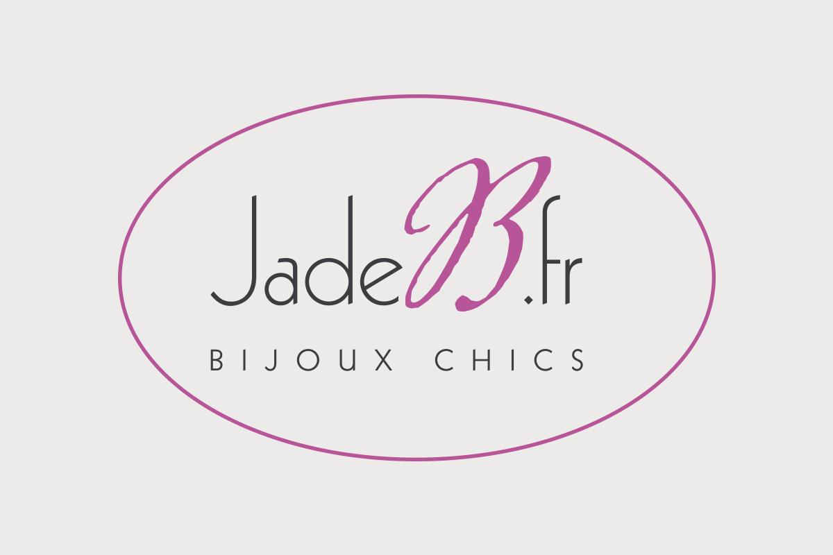 Création graphique logo Jade B