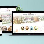 Création graphique Site internet kinesiologue